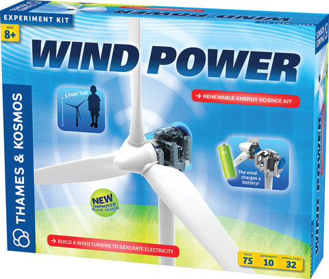 """Wind Power 3.0"" - Science Kit"