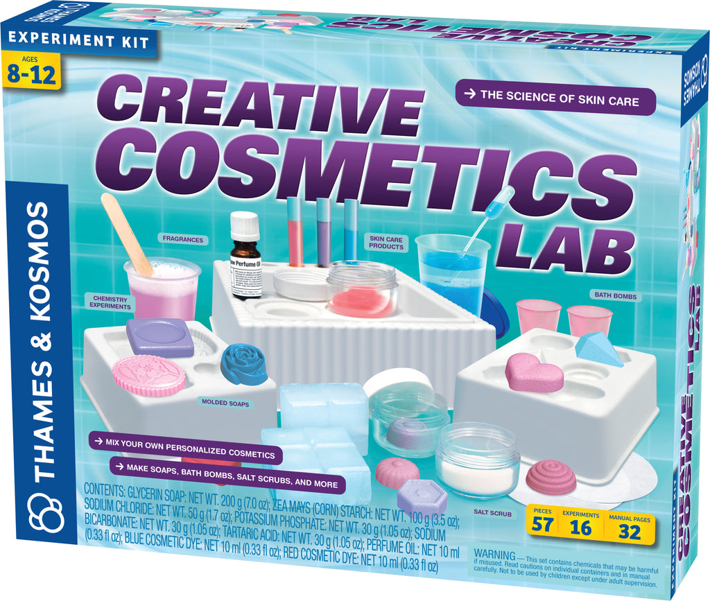 """Creative Cosmetics Lab"" - Science Kit"
