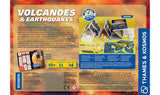 """Volcanoes & Earthquakes"" - Science Kit  - LabRatGifts - 3"