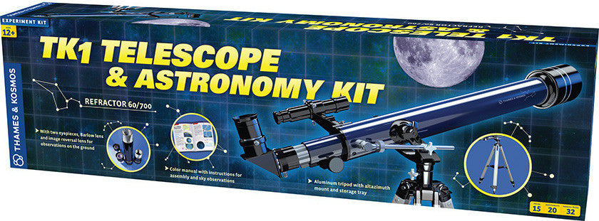 """TK1 Telescope & Astronomy Kit"" - Science Kit  - LabRatGifts - 1"