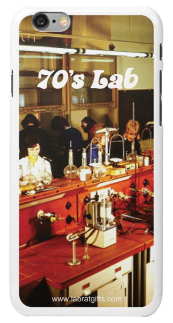"""70's Lab"" - iPhone 6/6s Case Default Title - LabRatGifts - 2"