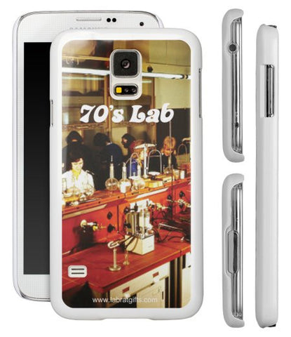 """70's Lab"" - Samsung Galaxy S5 Case  - LabRatGifts - 1"