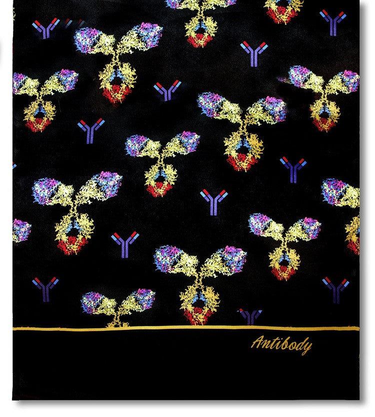 Infectious Awareables™ Antibody Scarf Default Title - LabRatGifts - 2