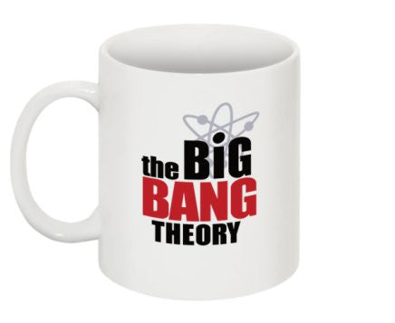 """Big Bang Theory"" - Mug  - LabRatGifts - 1"