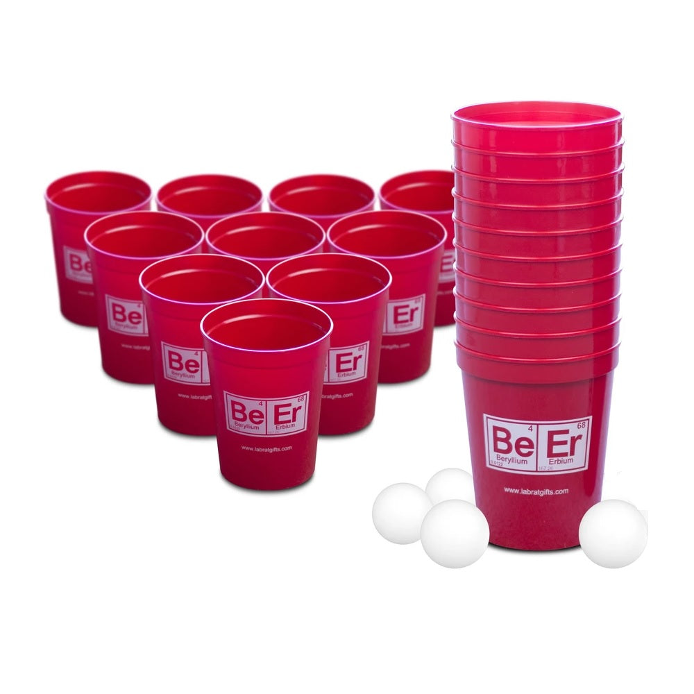 BeEr Pong Set for Lab Rats