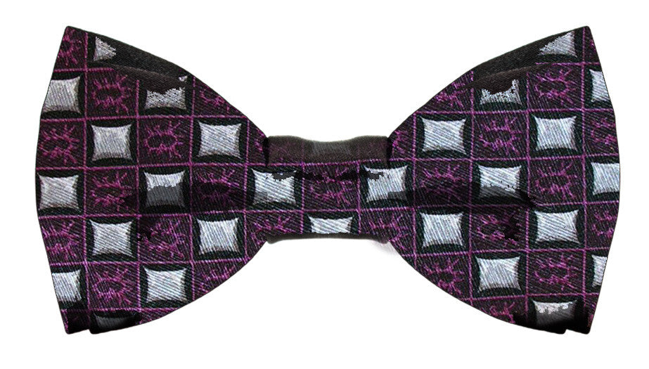 Infectious Awareables™ Bed Bug Bow Tie Default Title - LabRatGifts - 1