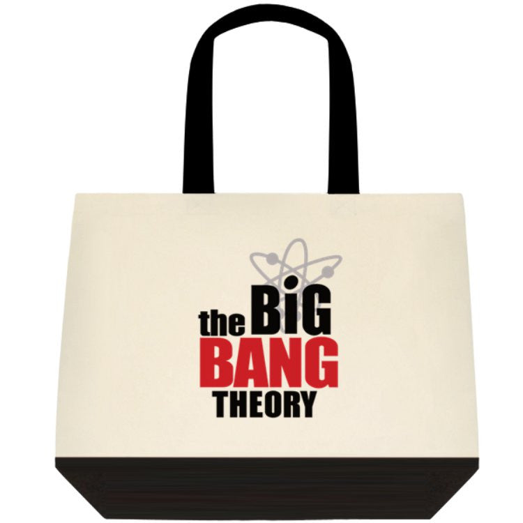 """The Big Bang Theory"" - Tote Bag Default Title - LabRatGifts - 1"