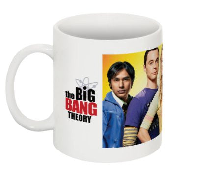 """Big Bang Theory"" (wraparound) - Mug  - LabRatGifts - 1"