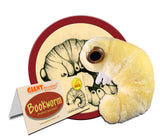 Book Worm (Anobium punctatum) - GIANTmicrobes® Plush Toy Default Title - LabRatGifts - 1