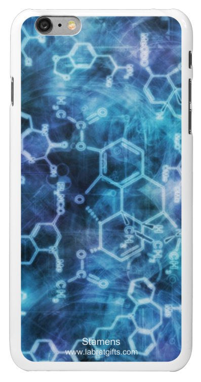 """Chemistry"" - iPhone 6/6s Plus Case Default Title - LabRatGifts - 2"
