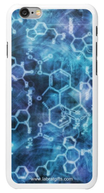 """Chemistry"" - iPhone 6/6s Case Default Title - LabRatGifts - 2"