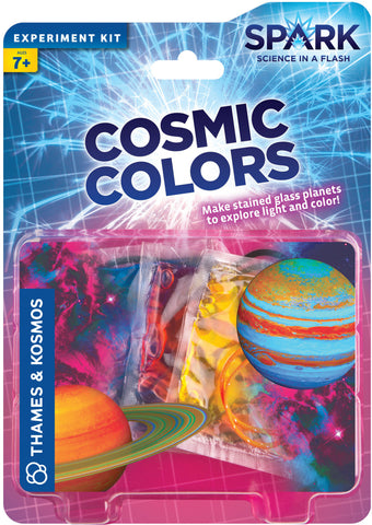 """Cosmic Colors"" - Science Kit  - LabRatGifts - 1"