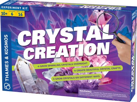 """Crystal Creation"" - Science Kit  - LabRatGifts - 1"