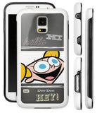 """Dee Dee"" - Protective Samsung Galaxy S5 Case Default Title - LabRatGifts - 1"