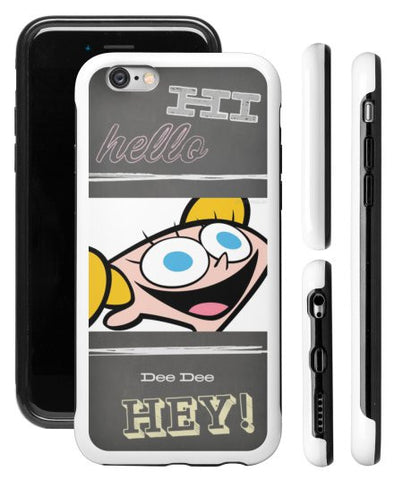 """Dee Dee"" - Protective iPhone 6/6s Case  - LabRatGifts - 1"