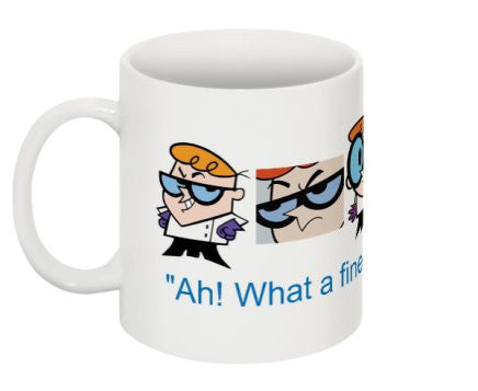 """Ah! What a fine day for science!"" - Mug Default Title - LabRatGifts - 1"