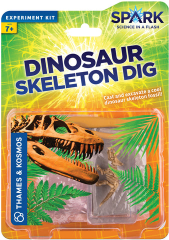 """Dinosaur Skeleton Dig"" - Science Kit  - LabRatGifts - 1"