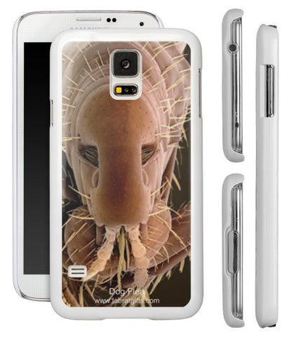 """Dog Flea"" - Samsung Galaxy S5 Case  - LabRatGifts - 1"