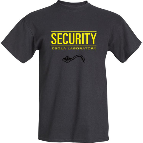 Security Ebola Laboratory Small - LabRatGifts - 1