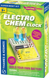 """Electro Chem Clock"" - Science Kit  - LabRatGifts - 1"