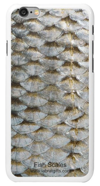 """Fish Scales"" - iPhone 6/6s Case Default Title - LabRatGifts - 2"