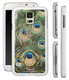 """Feathers"" - Samsung Galaxy S5 Case  - LabRatGifts - 1"