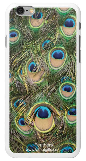 """Feathers"" - iPhone 6/6s Case Default Title - LabRatGifts - 2"