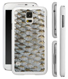 """Fish Scales"" - Samsung Galaxy S5 Case  - LabRatGifts - 1"