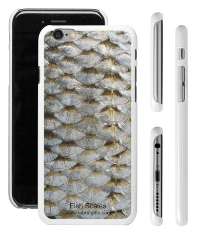 """Fish Scales"" - iPhone 6/6s Case  - LabRatGifts - 1"