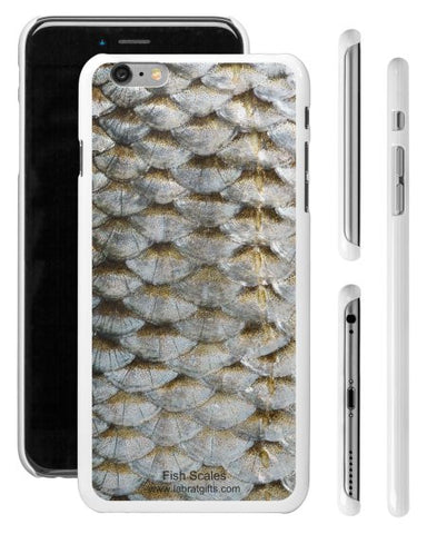 """Fish Scales"" - iPhone 6/6s Plus Case  - LabRatGifts - 1"