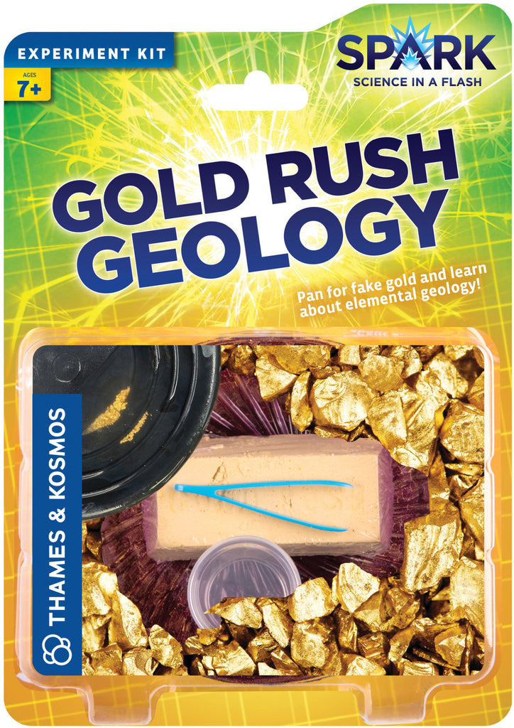 """Gold Rush Geology"" - Science Kit  - LabRatGifts - 1"
