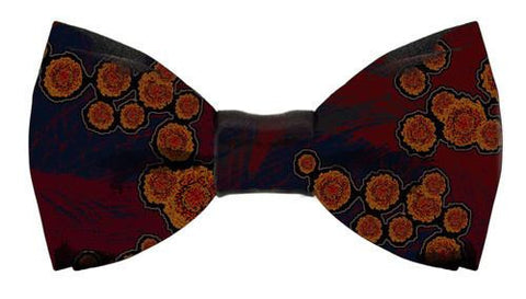 Infectious Awareables™ Herpes Bow Tie  - LabRatGifts - 1