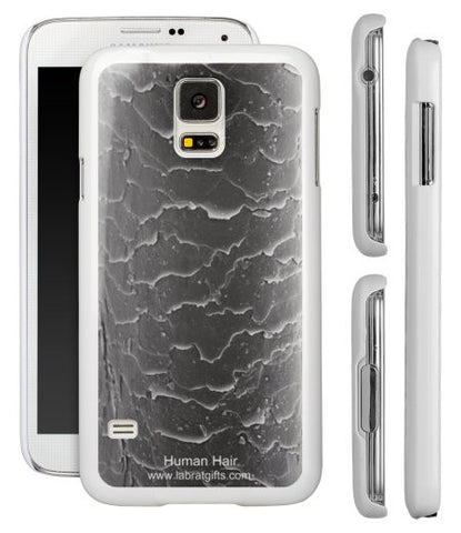 """Human Hair"" - Samsung Galaxy S5 Case  - LabRatGifts - 1"