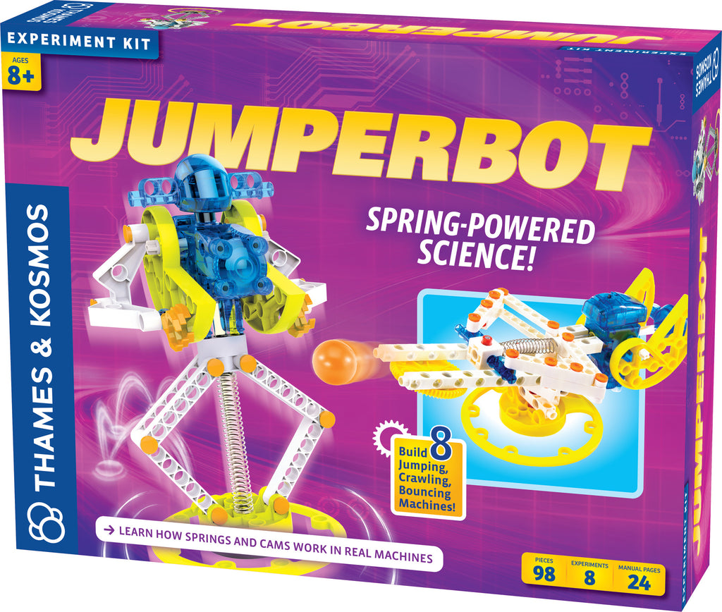 """Jumperbot"" - Science Kit  - LabRatGifts - 1"