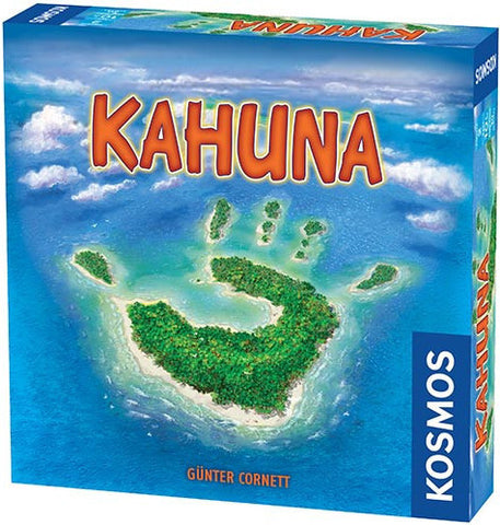 """Kahuna"" - Board Game  - LabRatGifts - 1"