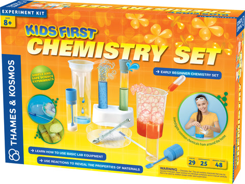 """Kid's First Chemistry Set"" - Science Kit  - LabRatGifts - 1"