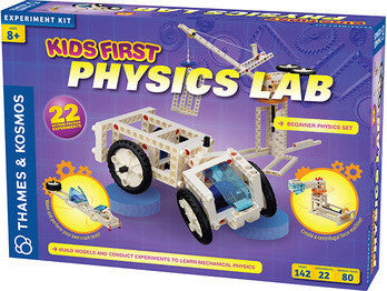 """Kid's First Physics Lab"" - Science Kit  - LabRatGifts - 1"