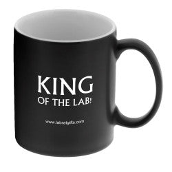 """King of the Lab"" - Mug  - LabRatGifts"