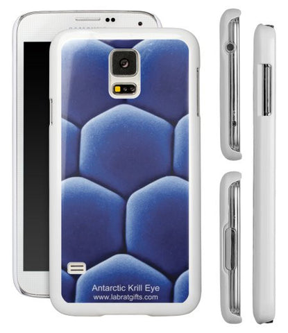 """Antarctic Krill Eye"" - Samsung Galaxy S5 Case  - LabRatGifts - 1"