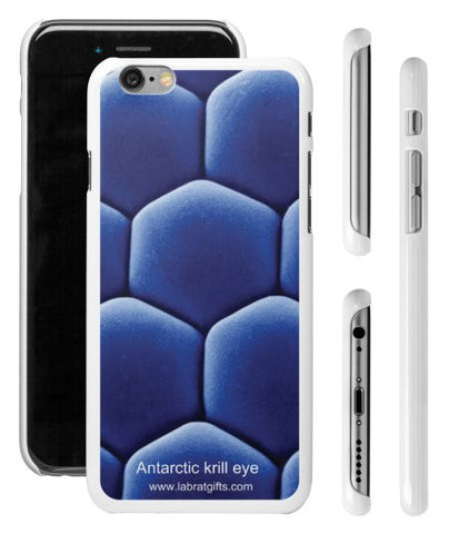 """Antarctic Krill Eye"" - iPhone 6/6s Case  - LabRatGifts - 1"