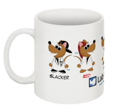 """Lab Rat Pack"" - Mug Default Title - LabRatGifts - 1"