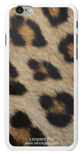"""Leopard Fur"" - iPhone 6/6s Case Default Title - LabRatGifts - 2"