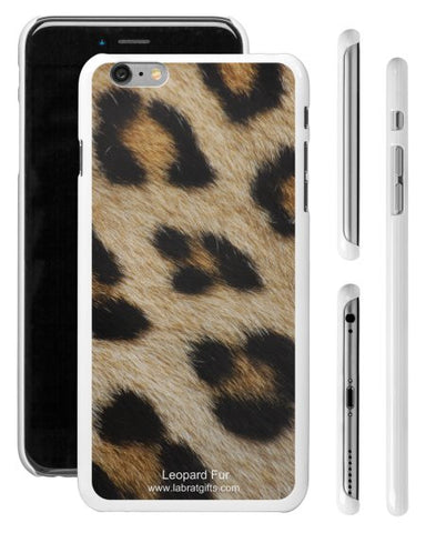 """Leopard Fur"" - iPhone 6/6s Plus Case  - LabRatGifts - 1"