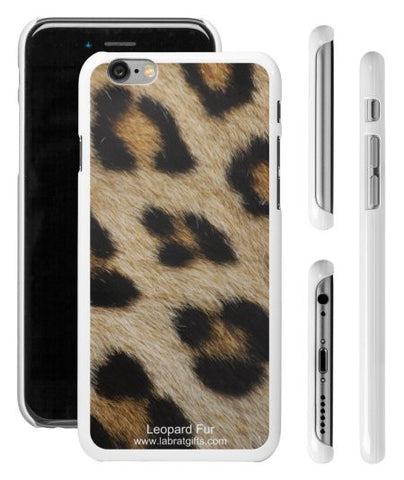 """Leopard Fur"" - iPhone 6/6s Case  - LabRatGifts - 1"