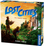 """Lost Cities"" - Board Game  - LabRatGifts - 1"