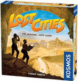 """Lost Cities"" - Card Game  - LabRatGifts - 1"