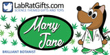 """Mary Jane"" - Botanical Plush Toy"