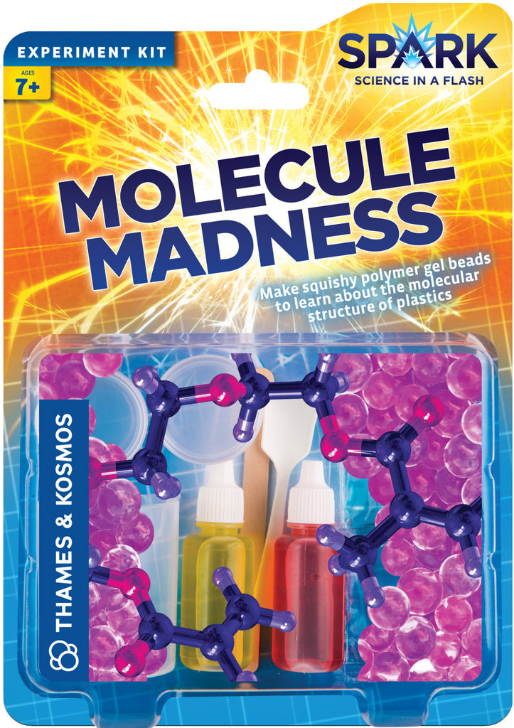 """Molecule Madness"" - Science Kit  - LabRatGifts - 1"