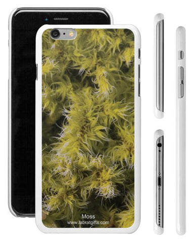 """Moss"" - iPhone 6/6s Plus Case  - LabRatGifts - 1"