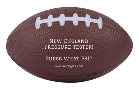 """New England Pressure Tester"" - Stress Reliever  - LabRatGifts"